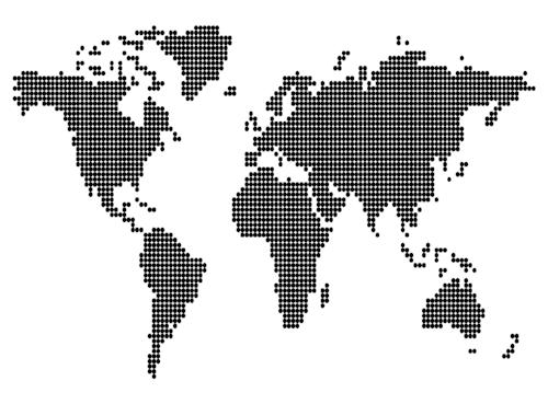 World Map CC Matti Mattila - Flickr.com