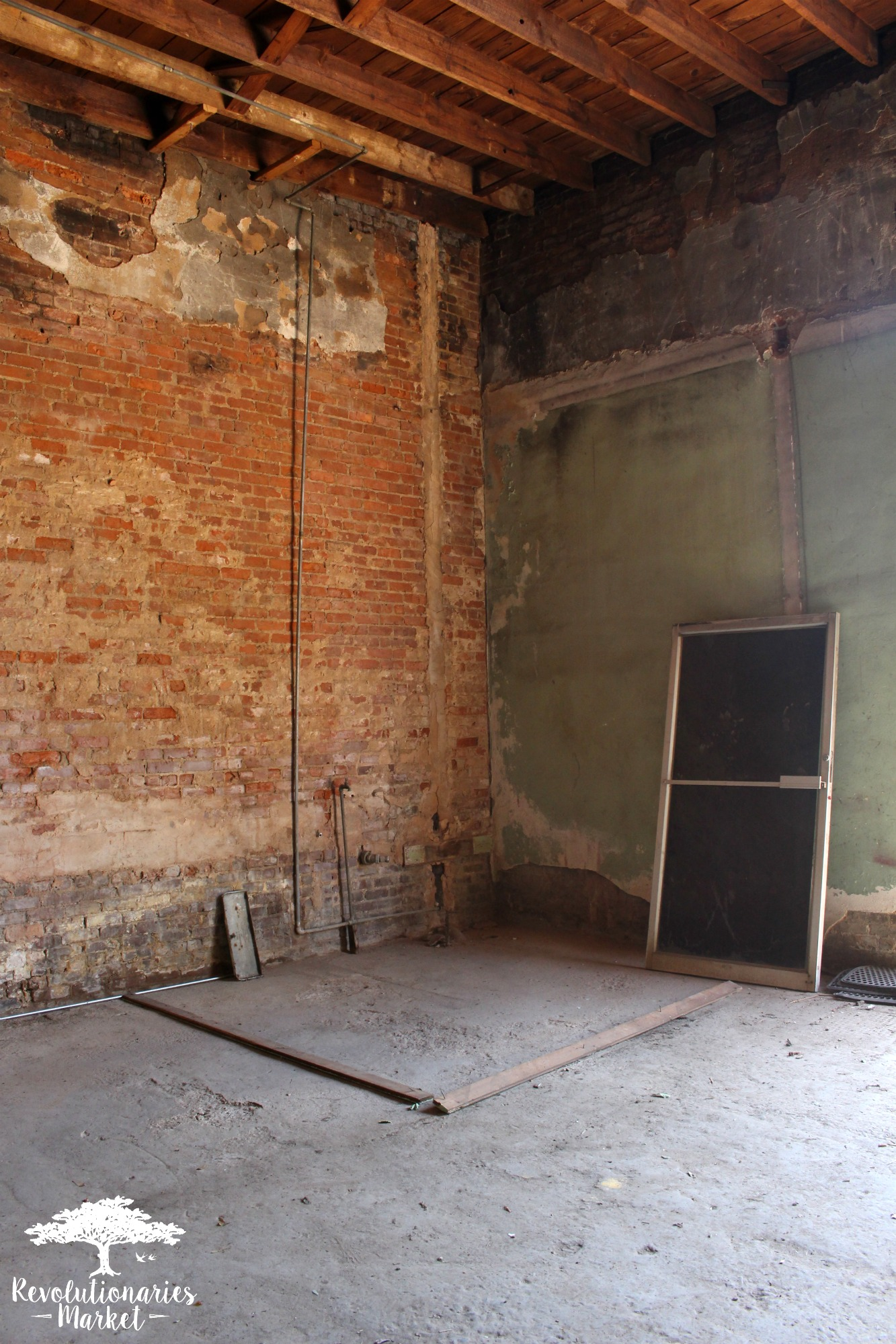 Revolutionaries Market Renovation: Update #1