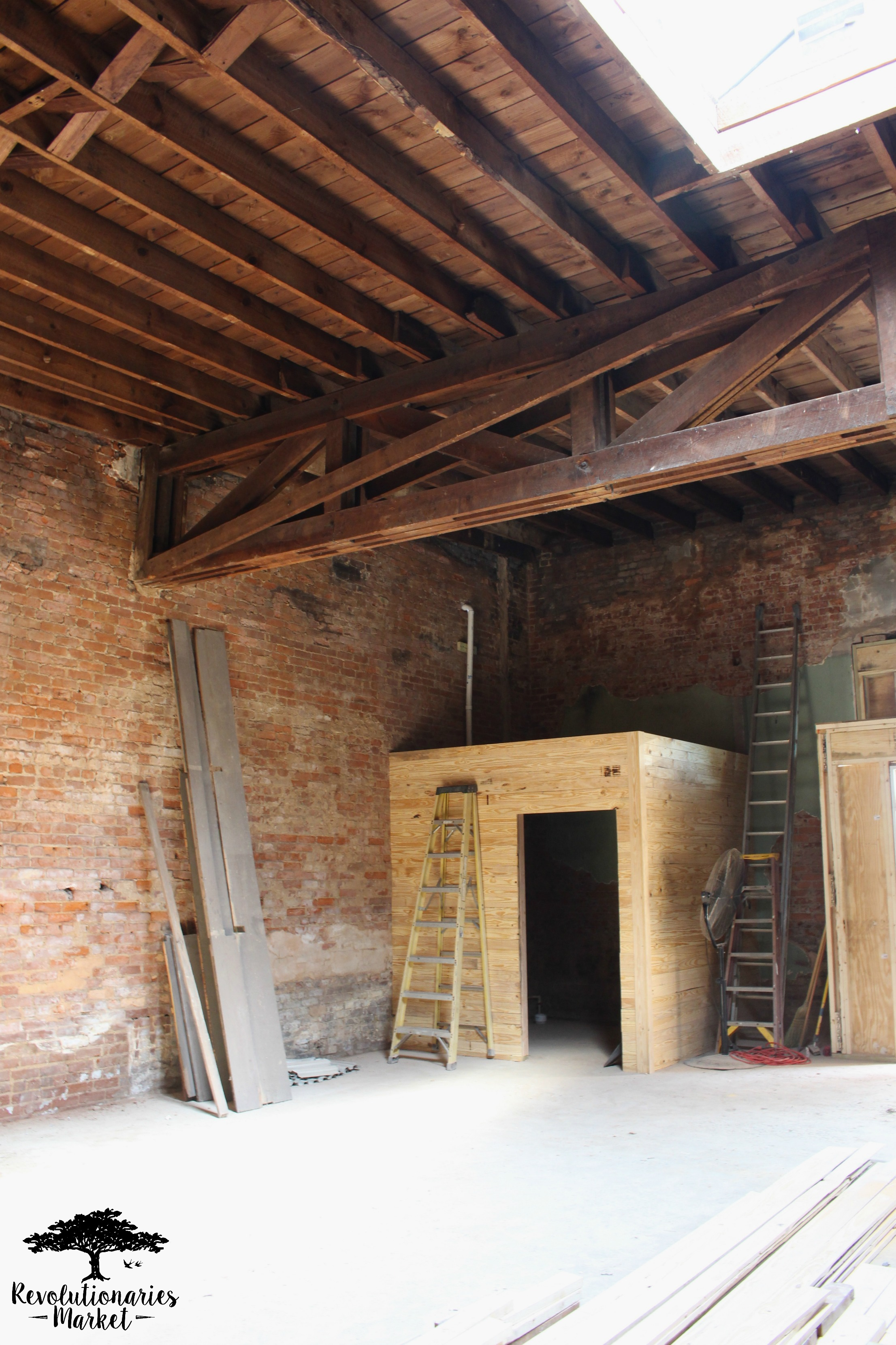 Revolutionaries Market Renovation: Update #2