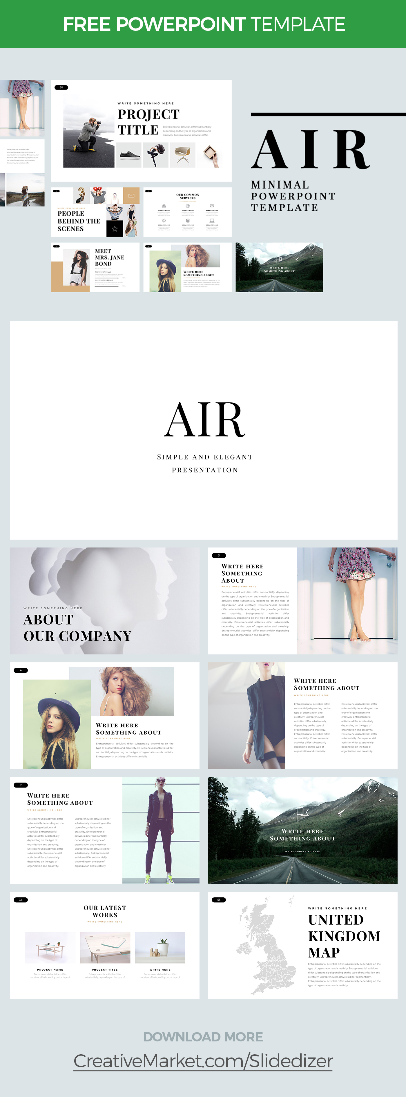Minimal Powerpoint Template from images.squarespace-cdn.com