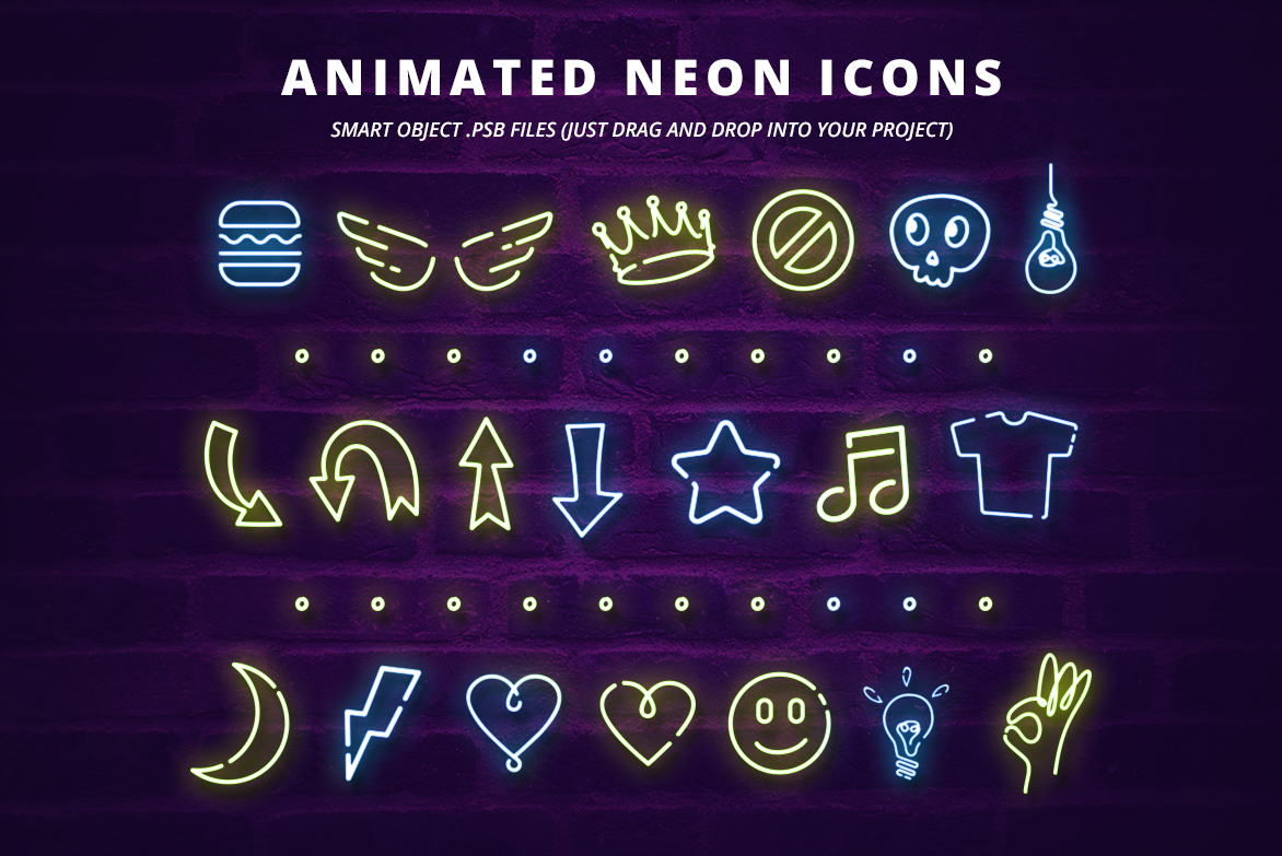 Neon One Free Neon Style Font Pixel Surplus Resources For Designers