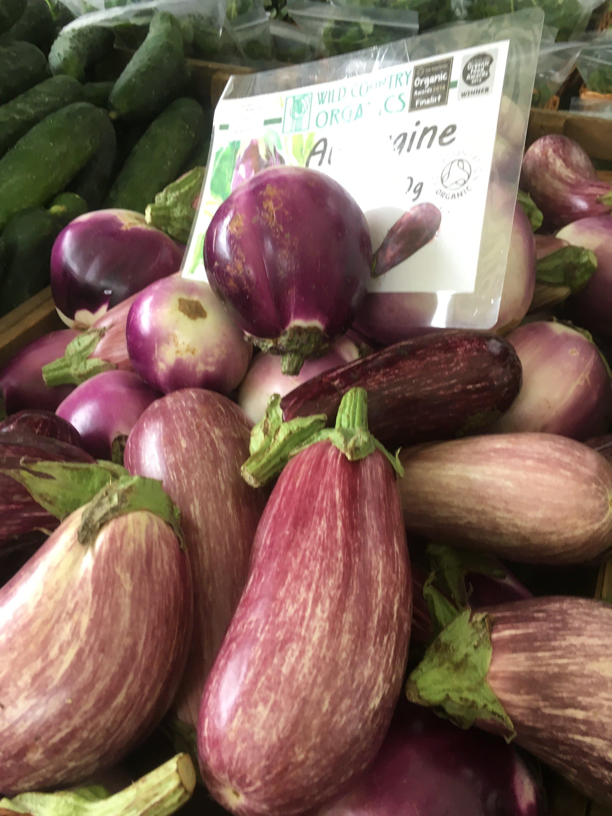 S. Ken farmers' market