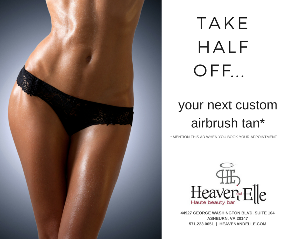 HEAVEN AND ELLE COUPON