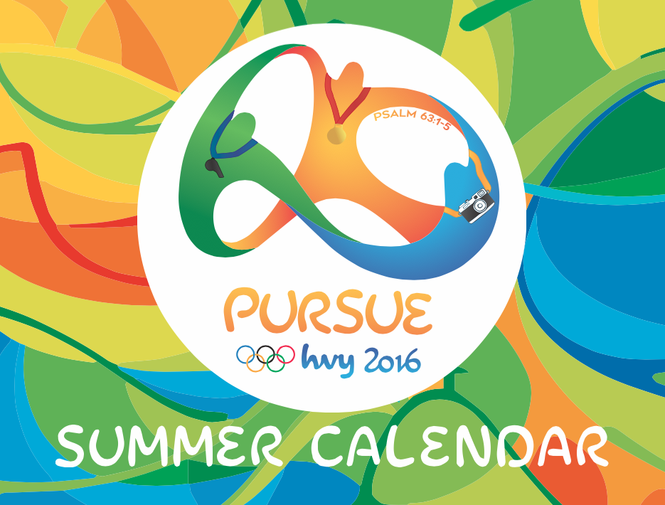 Click on the image above to download a summer calendar .PDF