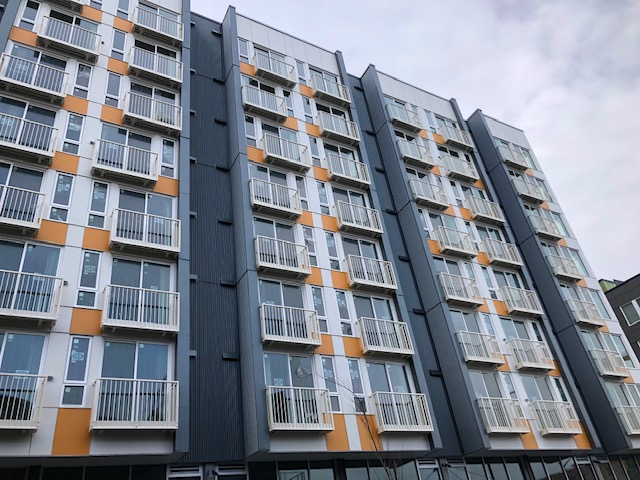 Spring District Apartments Bellevue, WA