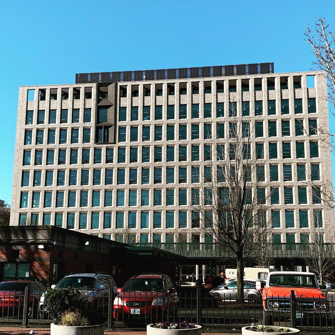 Gladys McCoy Health Department HQ Portland, OR