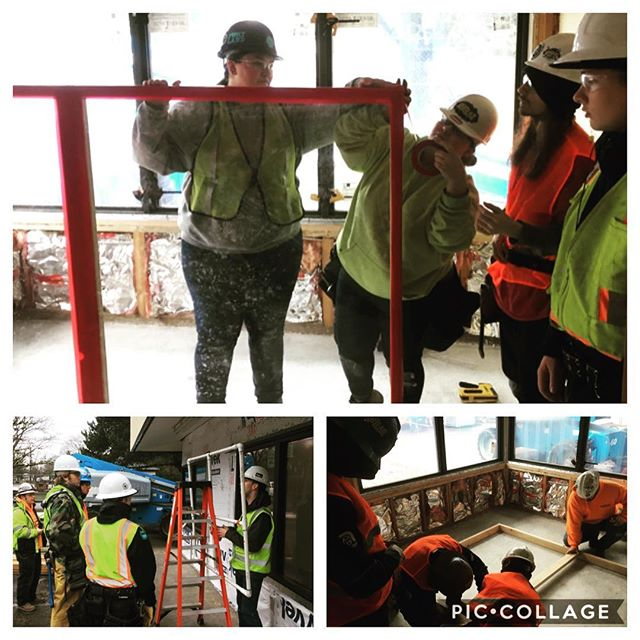 2019 Portland YouthBuilders involvement! Check out these potential bright new builders.