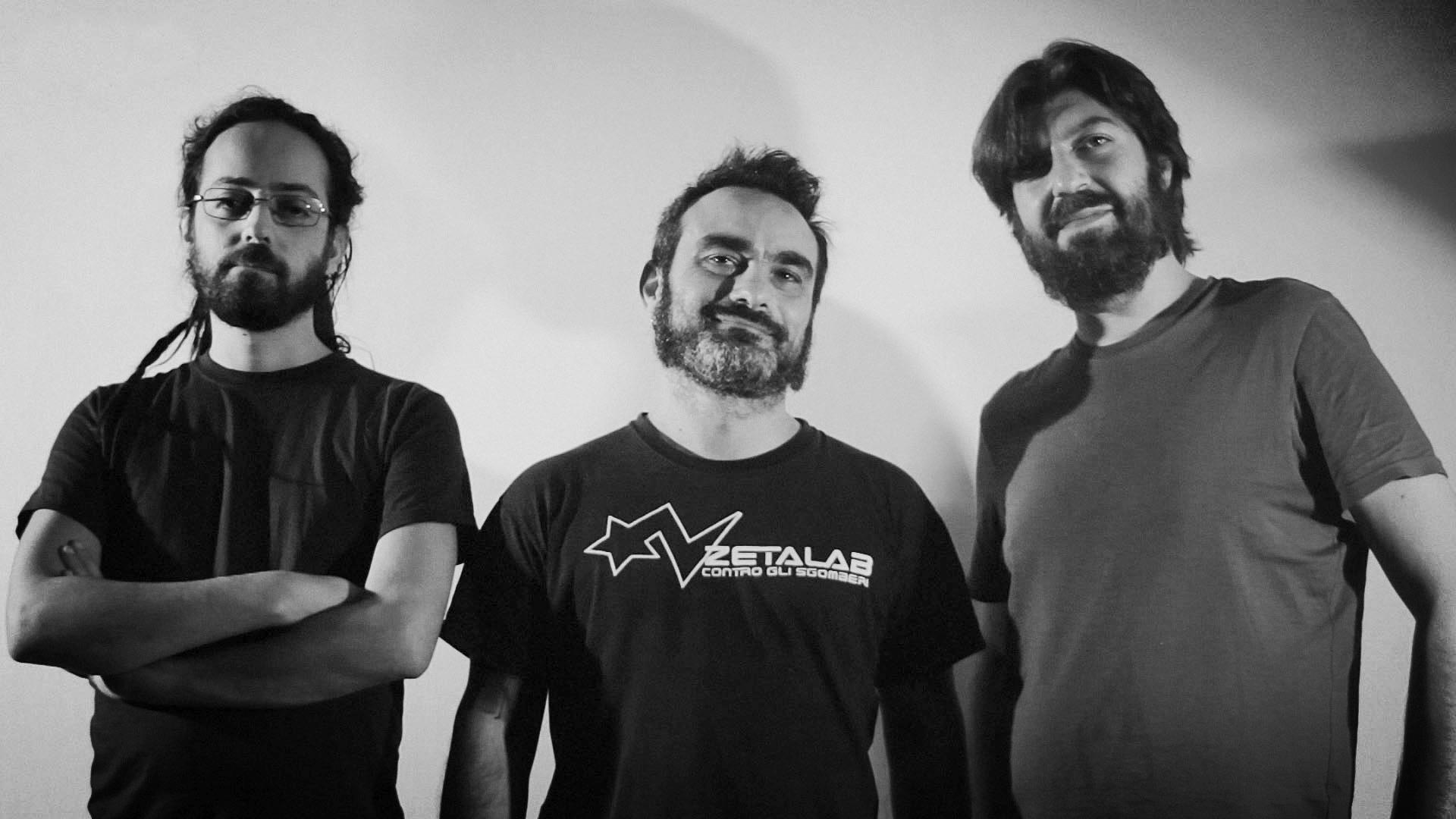 Music & Sound Production   Luca Rinaudo |Danilo Romancino | Gianluca Cangemi