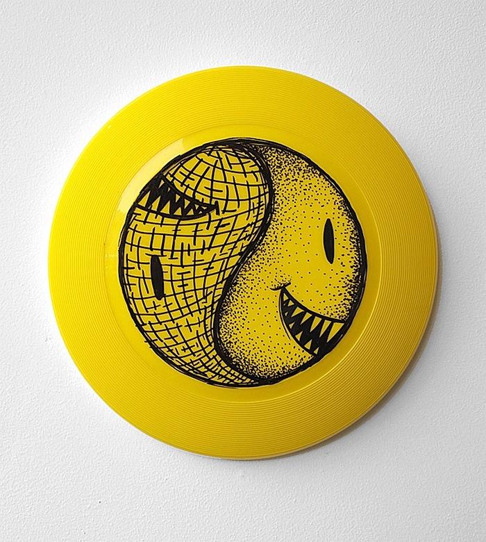 - TWINMarker+Frisbee