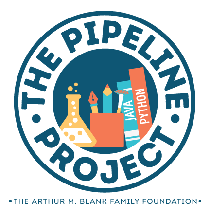 re:imagine/ATL has a 3 year financial investment from The Arthur M. Blank Family Foundation Pipeline Project.