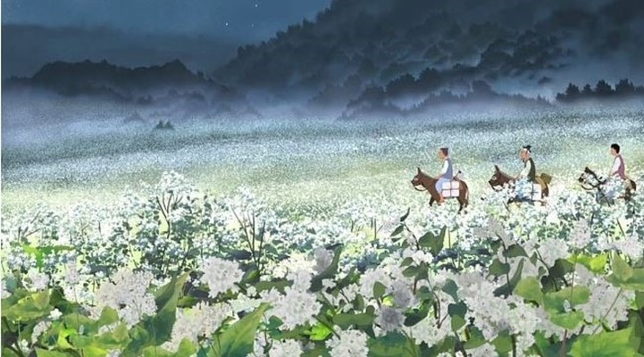 Image from 'Buckwheat Flower, a Lucky Day, and Spring' (2014),   directed by Ahn Jae-hoon and  partly based on a story by Lee Hyoseok.