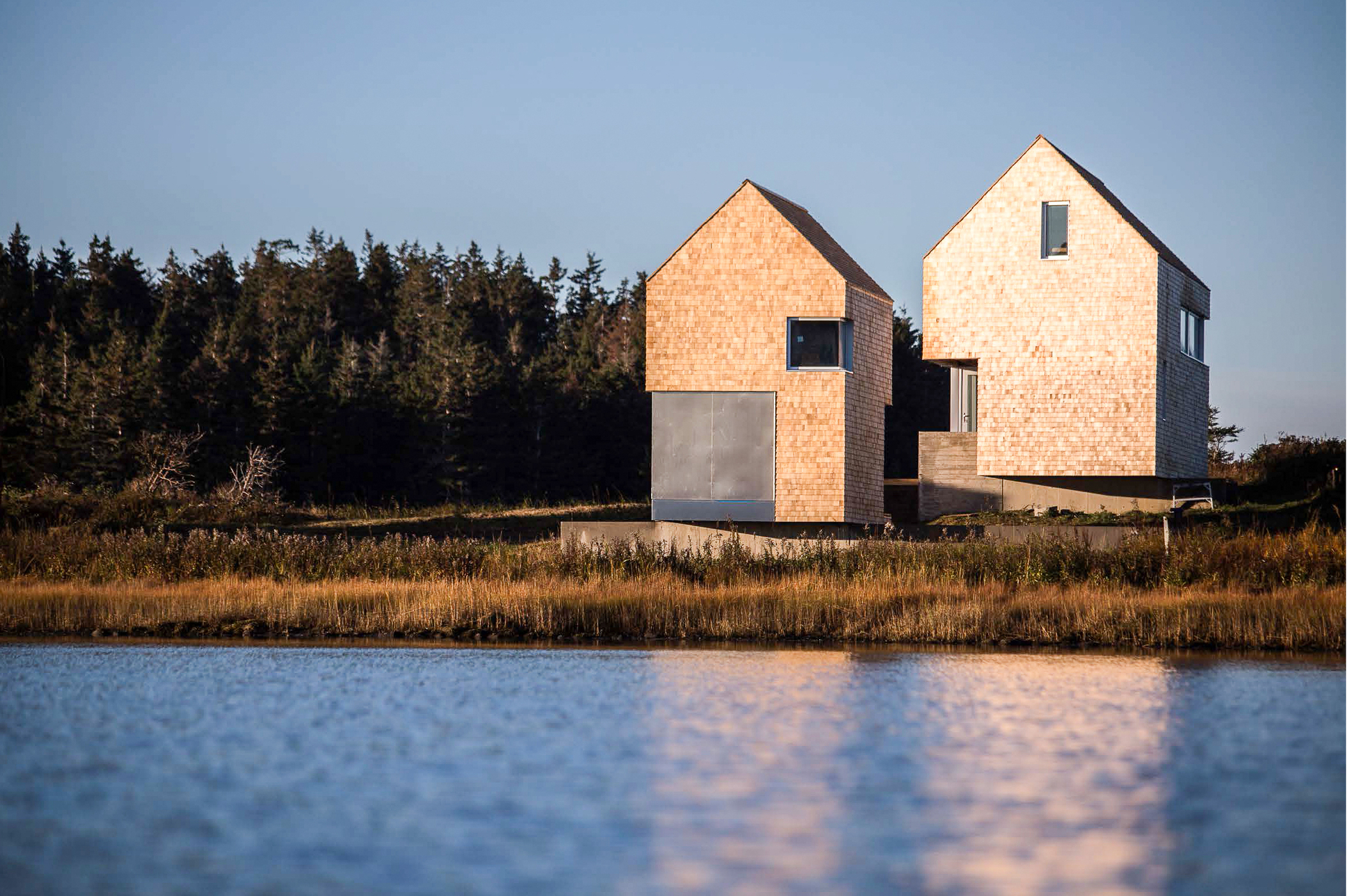 SHOBAC POINT HOUSE - Upper Kingsburg, NS, Canada