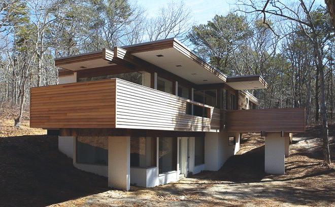 KUGEL/GIPS HOUSE - Wellfleet, MA, USA