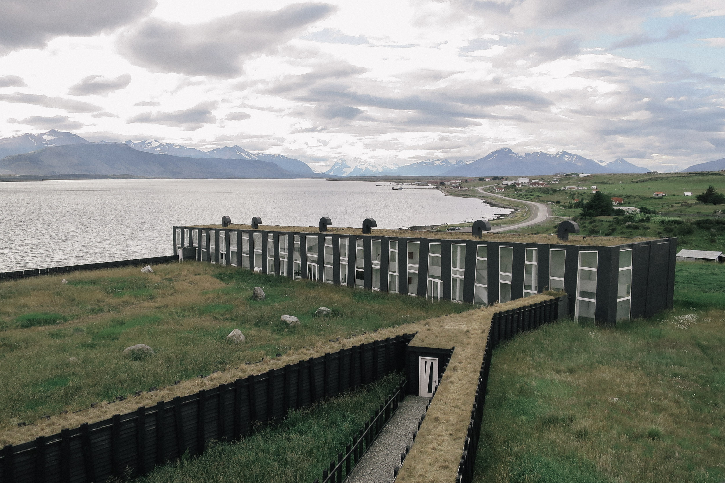 REMOTA PATAGONIA LODGE - Puerto Natales, Chile