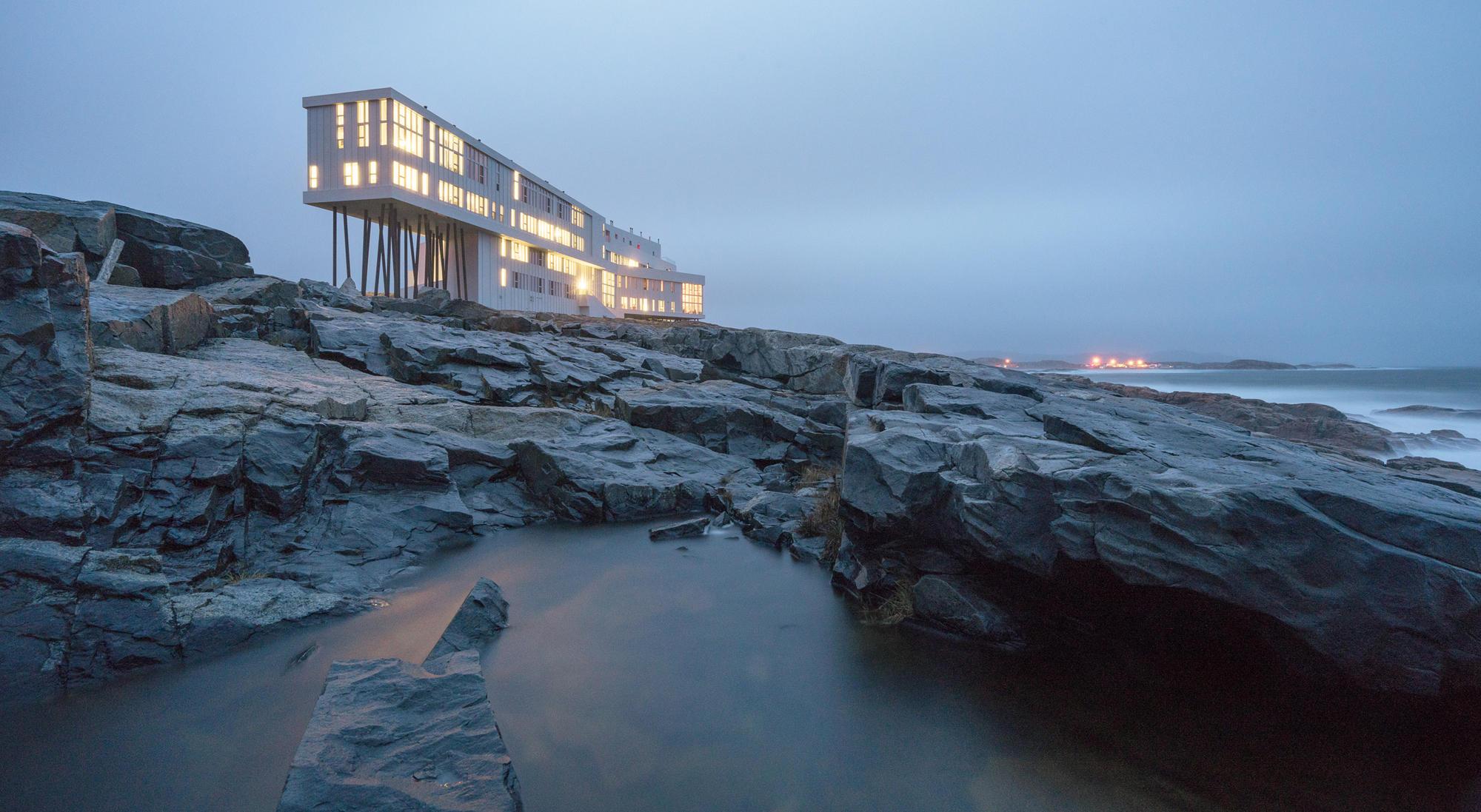 FOGO ISLAND INN - Joe Batt's Arm, Newfoundland, Canada