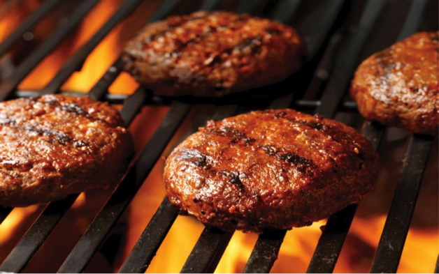 The last thing your party needs is the letdown of a dried out, flavorless burger.So be sure to follow these basic tips for a perfect Maximum Living Burger hot off the grill!