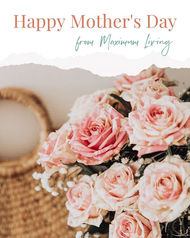 We can never repay our mothers for everything they've done, but today is a day to recognize and show appreciation for it all.
