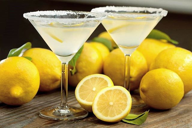 "The Maximum Living Limondrop Martini is a refreshing alternative to your average martini. Featuring Randy's limoncello recipe, this drink is great for all seasons, and a perfect party palate-pleaser.  Go to MaximumLiving.live and search ""limondrop"" for the recipe!"