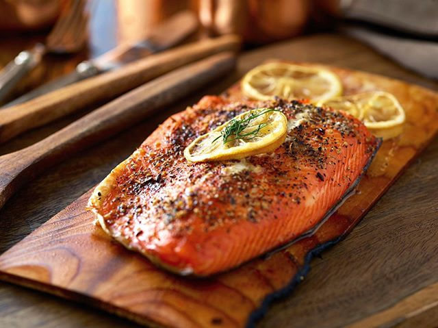 Here in the Pacific Northwest, it just doesn't get any better than grilling fresh salmon outside under the beautiful pink and orange summer sunset. Fortunately for everyone else, Maximum Living Alder Plank Salmon tastes amazing no matter where you are or what the season!  Find the full recipe at MaximumLiving.live