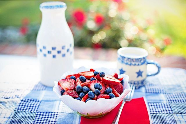 Happy 4th of July from Maximum Living! Whether you're having a picnic, a barbecue, watching fireworks or just hanging out this Independence Day... We hope you are doing it with friends and family and lots of good food!