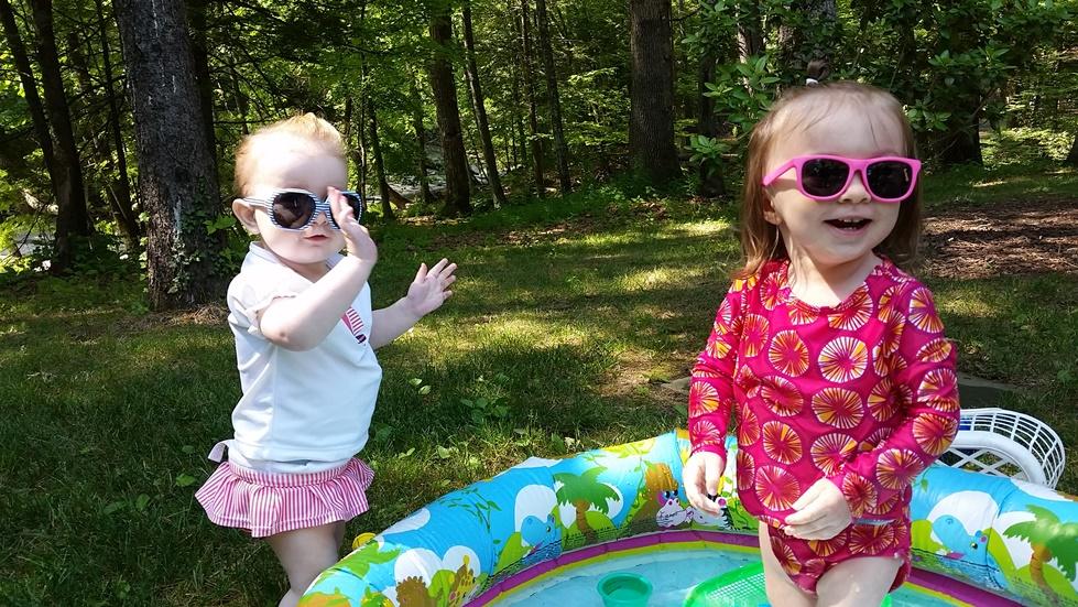 Charlotte and Brooke June 2016