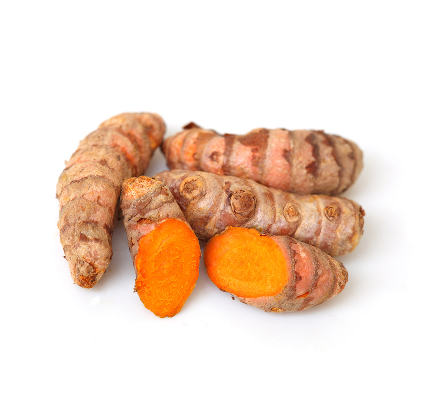Said in India to be a holy root, Turmeric is high in antioxidants. It is also traditionally used to make dye for the robes of Buddhist Monks.