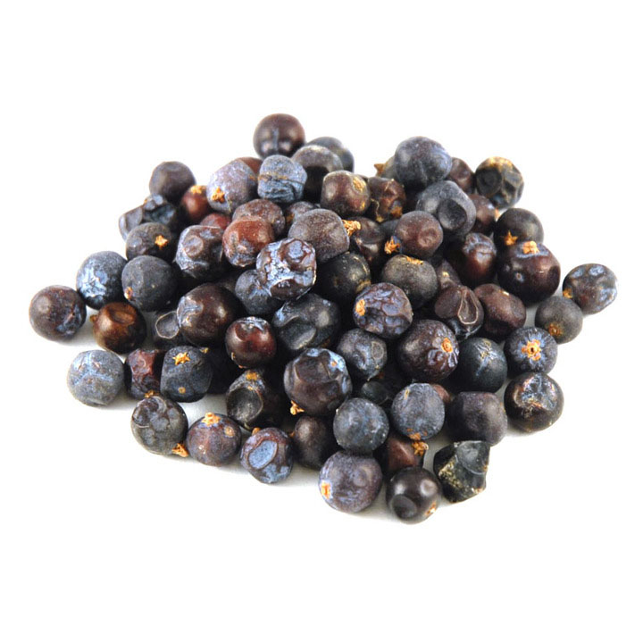 The Juniper berry was imported to ancient Egypt and found in the grave of Tutankhamun. It has been used since time immemorial in alcoholic beverages, including gin and the now extinct giniver.