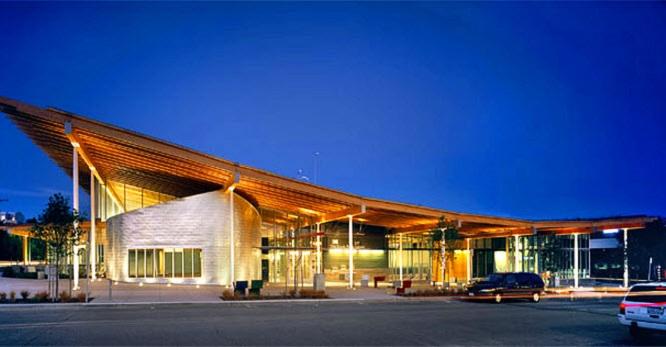 Ballard Branch: Seattle Public Library
