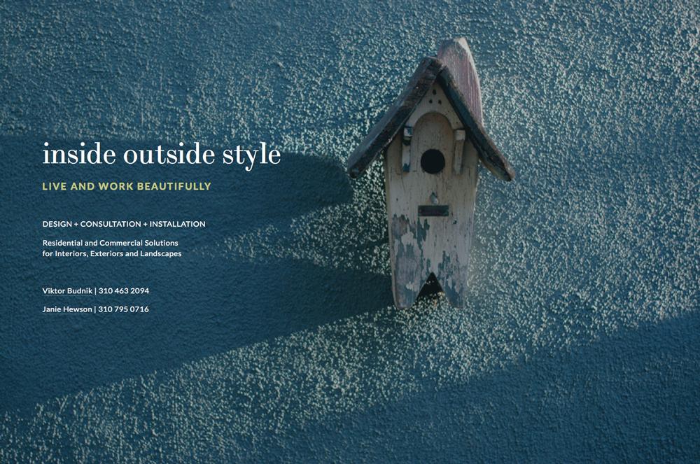 Inside Outside Style