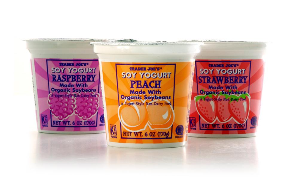 Trader Joe's | Soy Yogurt