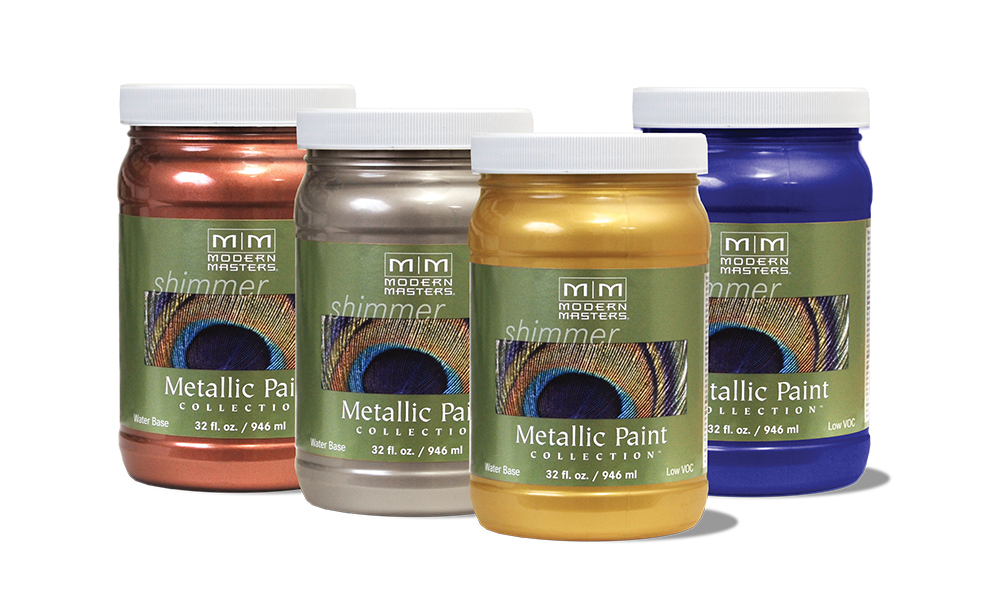 Modern Masters | Metallic Paint Collection