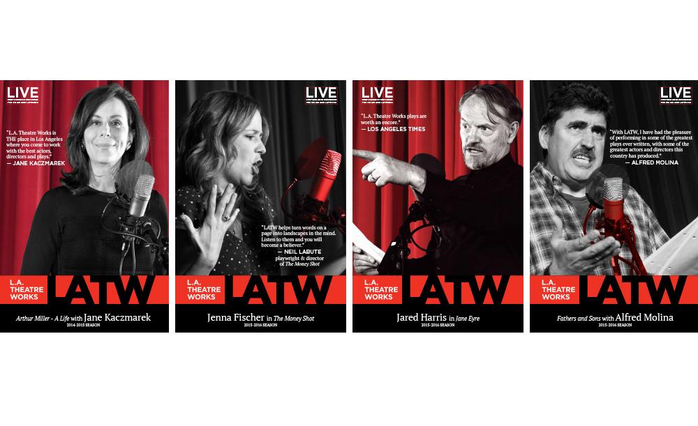 LA Theatre Works | Posters