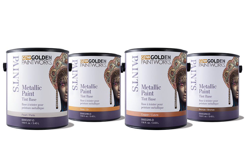 Golden Paintworks | Lable Line
