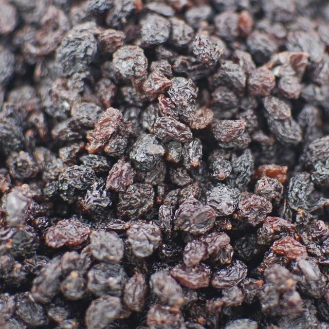 Black Zante Currants