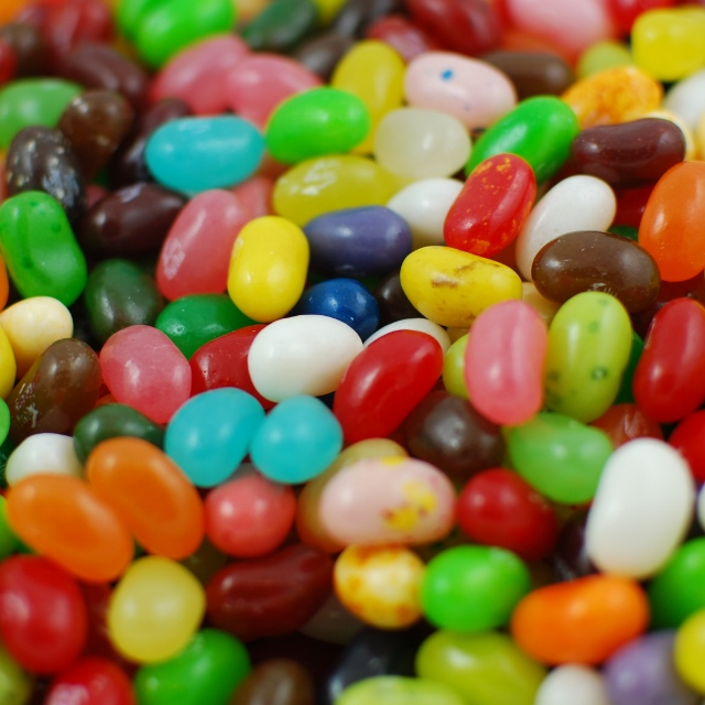 Jelly Bellies - 49 Assorted Flavors