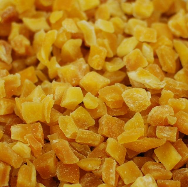 Diced Mango - Low Sugar - No Sulfur