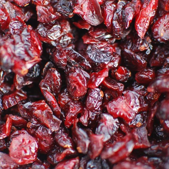 Reduced Sugar Cranberries