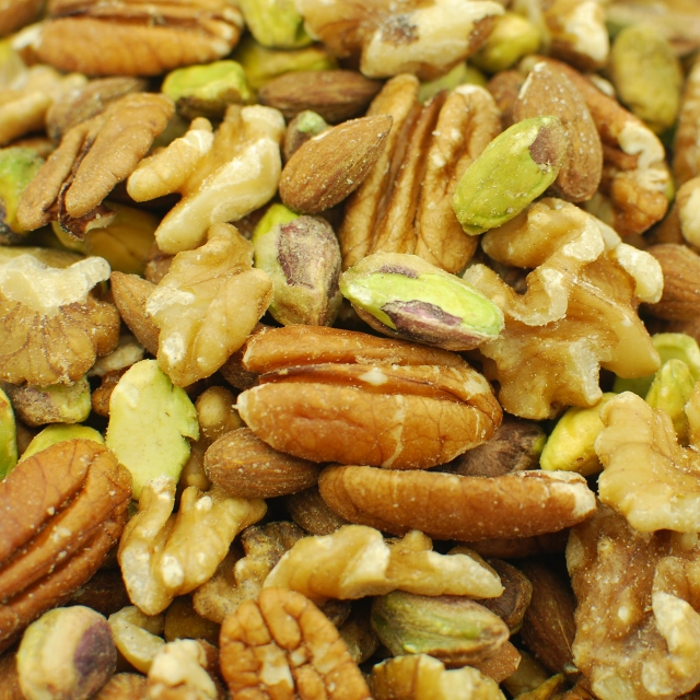 Raw California Blend Mixed Nuts