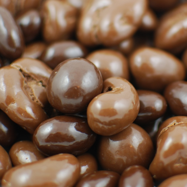 Chocolate Covered Mixed Nuts