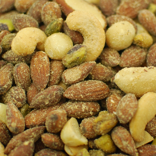 Savory Blend Mixed Nuts