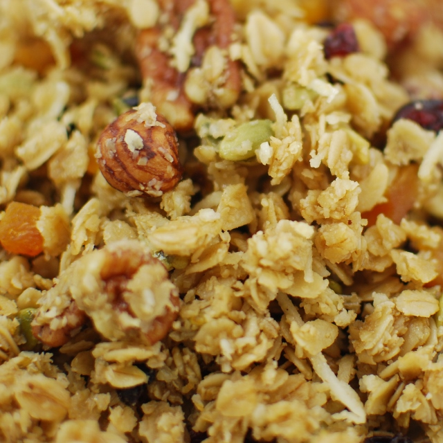 Bountiful Harvest Granola