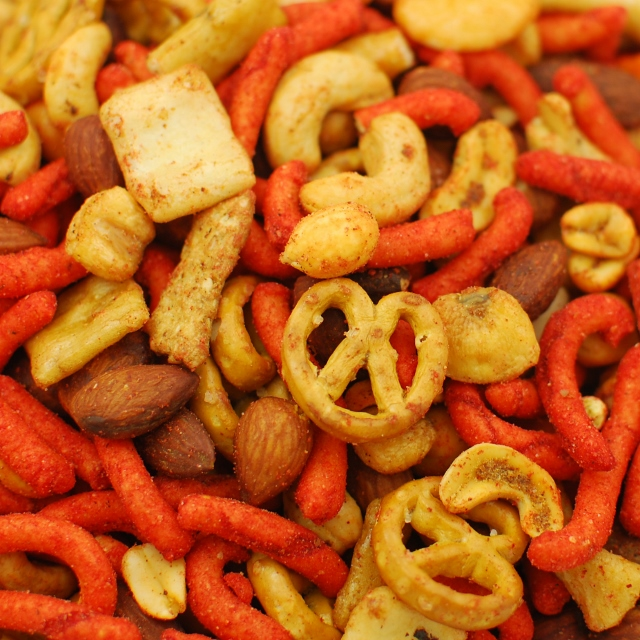 Spicy Blend Trail Mix