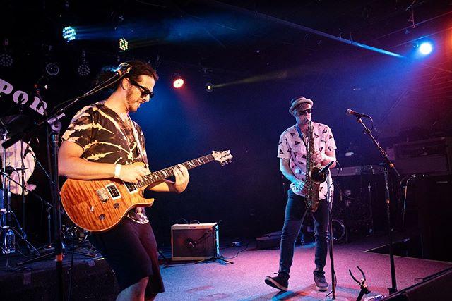 Kickin it duo style at @tennavebeerhall today 4-7pm✌🏼 📸 @_br0n  #acoustic #duo #atlanticcity #newjersey #guitar #saxophone #concert #beer #beerhall #reggae #roots #musicalmedicine #original #onelove