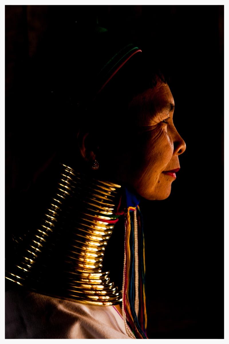 Long-necked tribeswoman, Myanmar