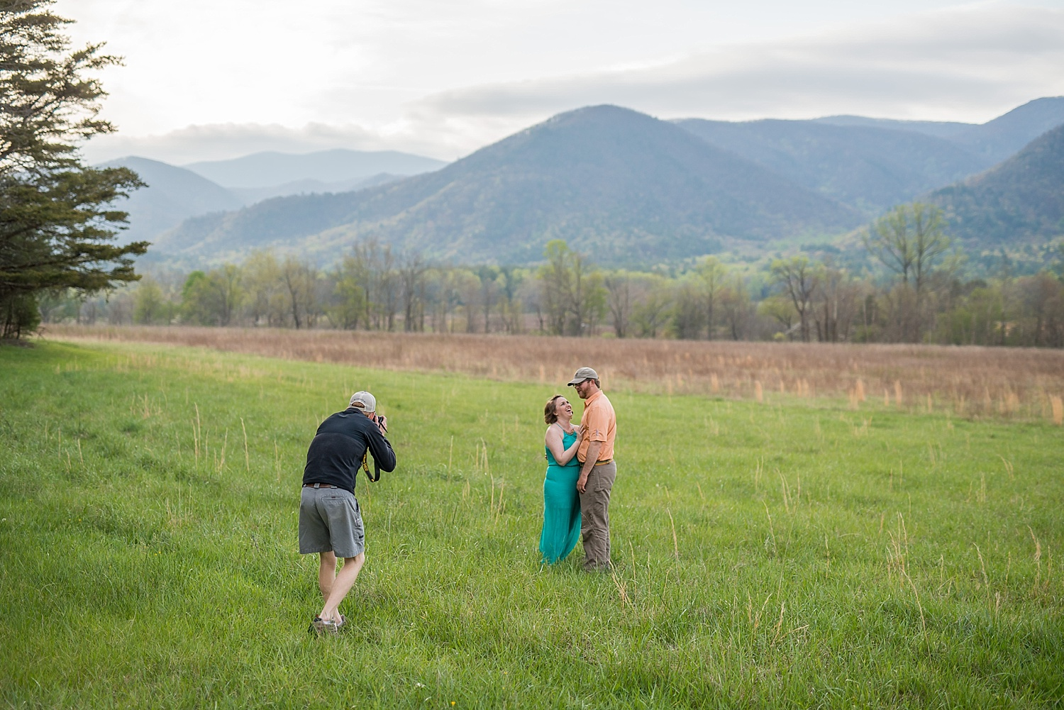 Photographing our dear friend's pregnancy announcement photos in Cade's Cove was definitely a highlight of the year! And it was a photo bucket list item checked off!