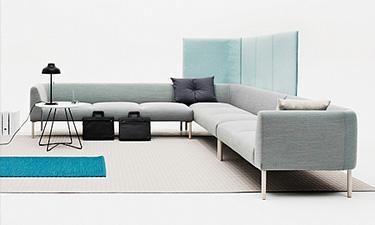 January 2016 Martela launches the Nooa sofa  Module sofaprogram for cosy enviroments    READ MORE