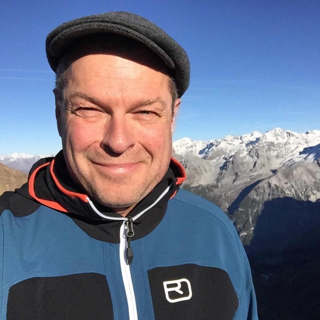 Thomas Moe - Head of Mountain Wear, Ortovox