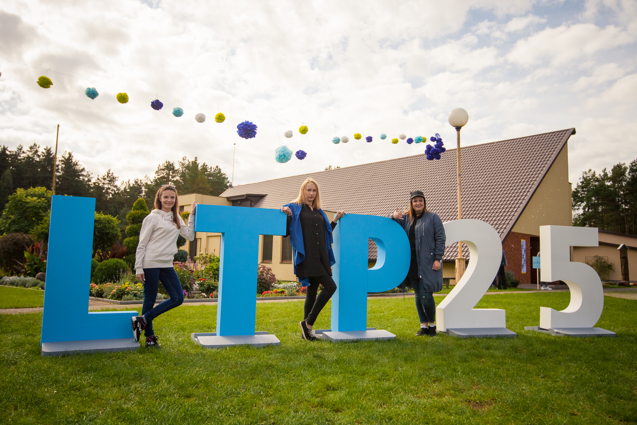 October 2017 25 years anniversary in LTP group  Unforgettable party in Lithuania    READ MORE