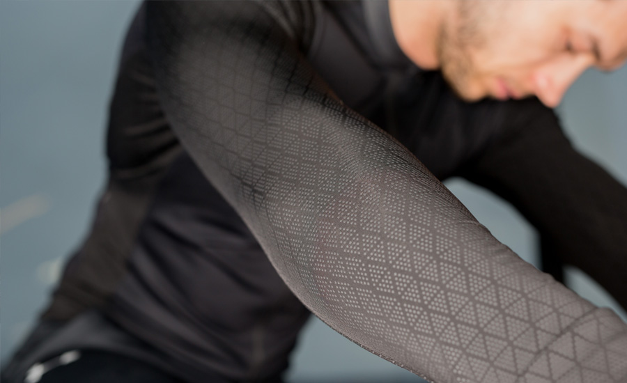 Light & breathable all bonded high abrasion fabrics & special attention on details