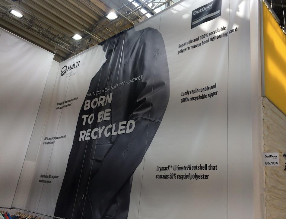 Halti Next Generation Jacket OutDoor by ISPO 2019 ? Anne Prahl